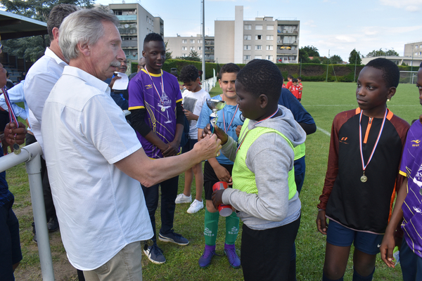 Tournoi de l'Ecole Municipale de Football 2019