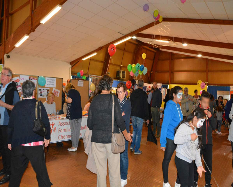 Village des associations 2017