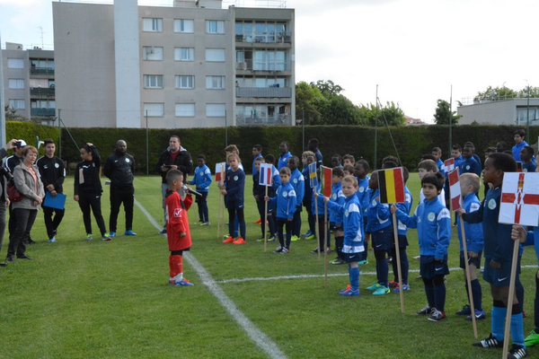 Tournoi de l Ecole Municipale de Football 2017