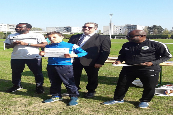 Retour sur le Stage de Football d'avril 2017
